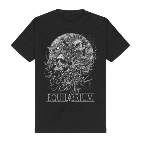 √Owl von Equilibrium - T-Shirt jetzt im Equilibrium Shop