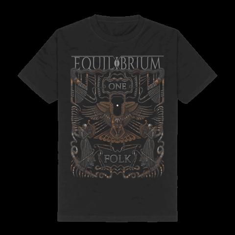 √One Folk von Equilibrium - T-Shirt jetzt im Equilibrium Shop