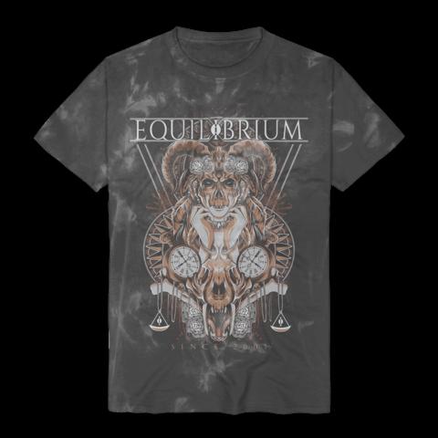 √Time of Death von Equilibrium - T-Shirt jetzt im Equilibrium Shop